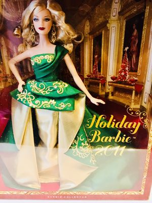 Holiday Barbie 2011 for Sale in Raleigh, NC