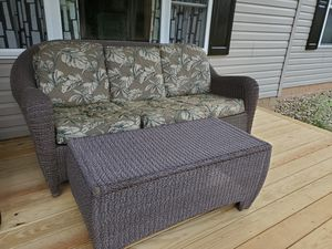 Wicker Outdoor Furniture for Sale in Mars, PA