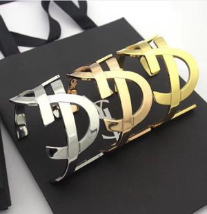 YSL customer made cuffs bracelet gold and silver only 1 item for Sale in New York, NY
