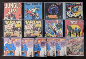 Superman, Tarzan, Flash Gordon & more. Superhero OLD Radio show broadcasts on MP3 CD $35 for Sale in Las Vegas, NV