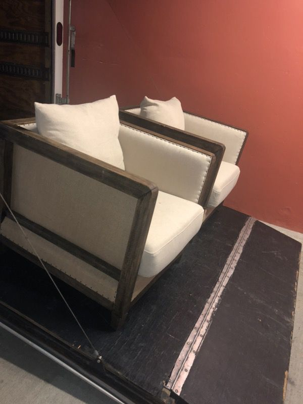 Brand new (with tags) 2 accent chairs