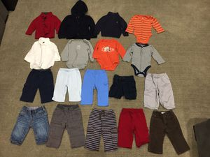 6-12 month boys clothes. Baby Gap, Polo, Janie & Jack and more for Sale in Elmhurst, IL