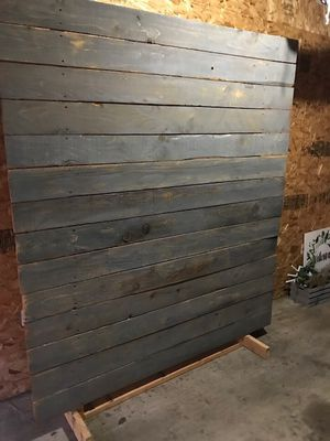Rustic Cupcake Wall & Backdrop for Sale in Tustin, CA