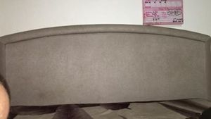 Head board and bed frame for Sale in Santa Maria, CA