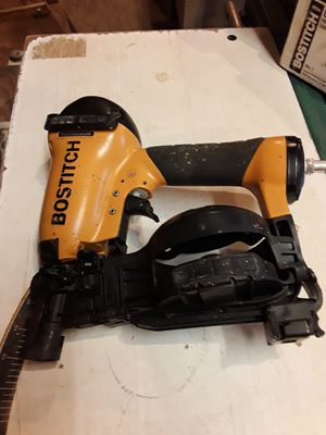 Bostitch roofing nail gun for Sale in Lithia Springs, GA