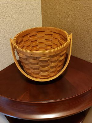 Longaberger Baskets x2 for Sale in Lakeland, FL
