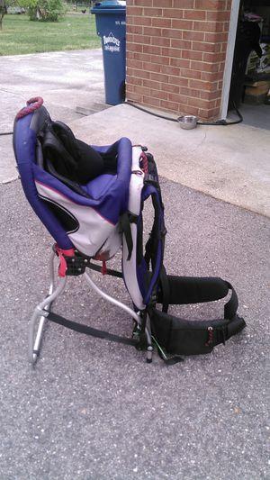 Toddler backpack carrier 90$ for Sale in Washington, DC