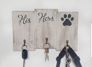 Key, leash plaque for Sale in Grand Terrace, CA