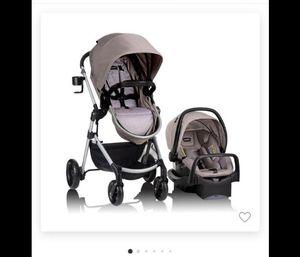 Evenflo stroller car Seat for Sale in Fort Lauderdale, FL