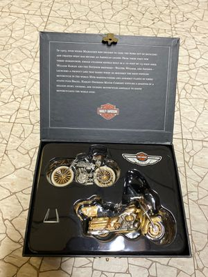 Harley Davidson Keepsake ornament for Sale in Warren, MI