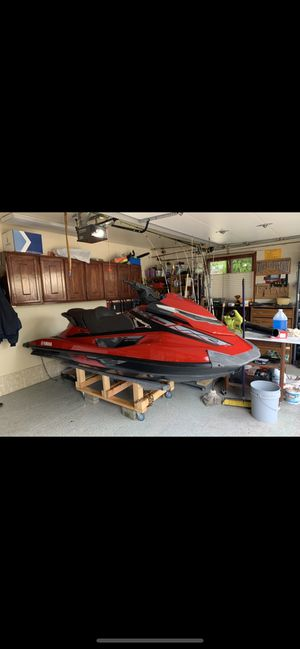 2015 Yamaha VXR 80 hours for Sale in Elmhurst, IL