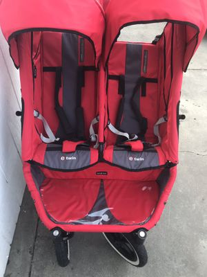 Double Stroller Phil and ted for Sale in Torrance, CA