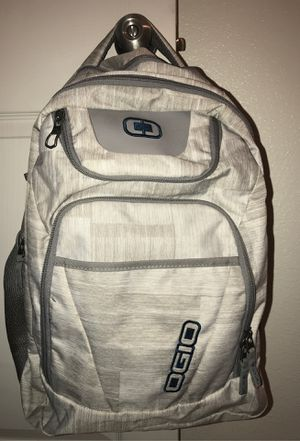 Ogio backpack - Grey, light grey and blue. for Sale in Austin, TX