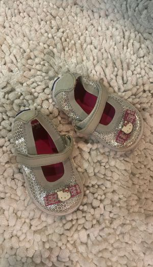 HELLO KITTY KEDS - little girl / baby - size 3 month shoes for Sale in Brooklyn, NY