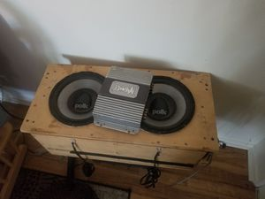 Subs Polk audio 10s for Sale in Denver, CO