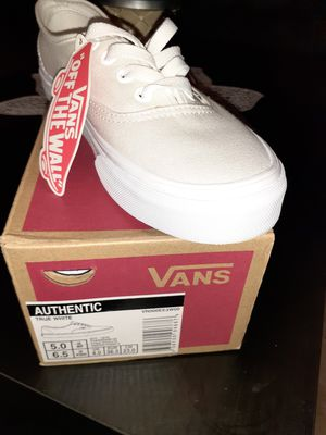 Van's size 6,5 for Sale in Bloomington, CA