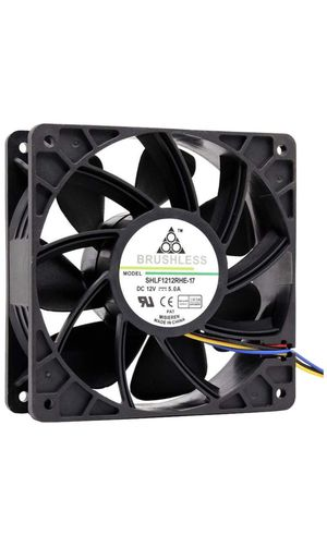Antminer fan 12v 2.7a 6000 rpm for Sale in Brookfield, WI