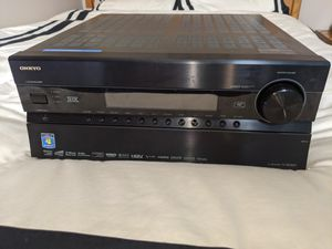 Onkyo Amplifier Receiver TX-NR3007 for Sale in Coronado, CA