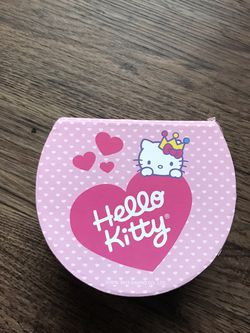 Kids Hello Kitty Musical Jewelry Box for Sale in Spring,  TX