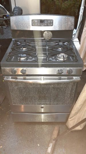 Brand. New GE GAS RANGE for Sale in Tacoma, WA