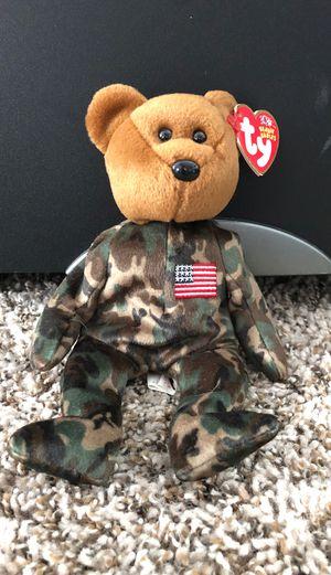 Hero 10 years beanie babies for Sale in Atlanta, GA