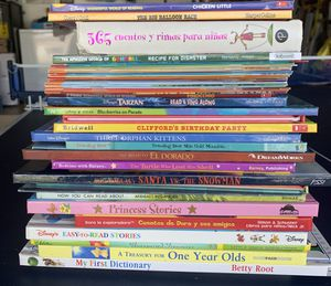 Kid's books for free, english and spanish for Sale in Fort Lauderdale, FL