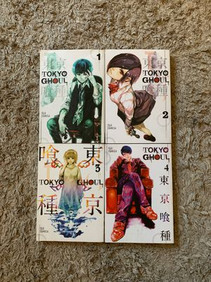 Tokyo ghoul 1-4 manga for Sale in Fresno, CA