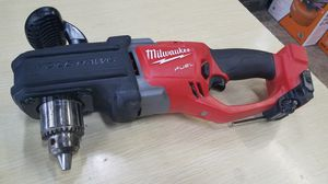 Milwaukee M18 FUEL 18-Volt Lithium-Ion Brushless Cordless 1/2 in. Hole Hawg Right Angle Drill (Tool-Only) for Sale in Arlington, TX