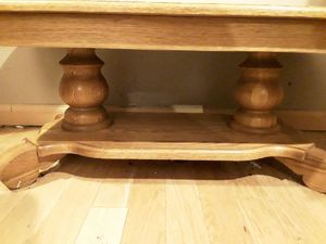 Solid Wood Coffee Table for Sale in Queens, NY