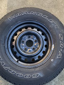 Jeep Spare Wheel for Sale in Lexington,  NC