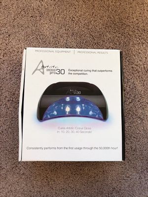 Artistic LED pro nail light for Sale in Chicago, IL
