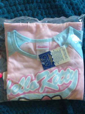 Hello kitty night gown and panties sz 7/8 for Sale in Murfreesboro, TN