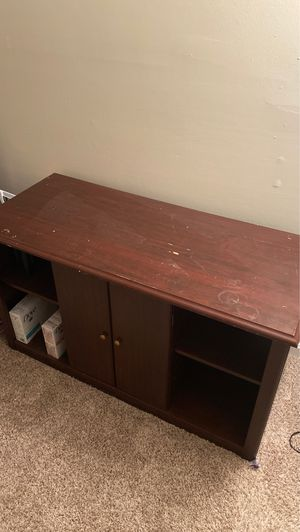Tv stand for sale for Sale in Richmond, VA