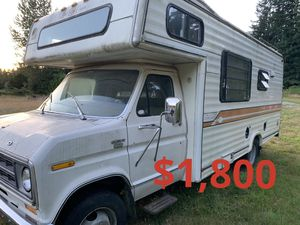 Motorhome for Sale in Maple Valley, WA