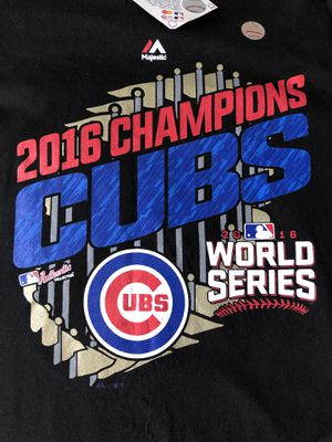 Cubs 2016 World Series Champions for Sale in Bend, OR