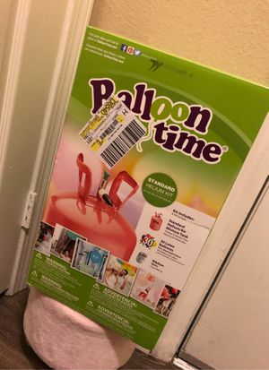 Helium tank from Walmart for Sale in Montclair, CA