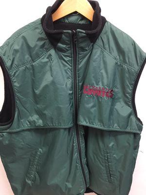 Men's 2X Phoenix Coyotes Reversible Fleece Vest for Sale in Glendale, AZ