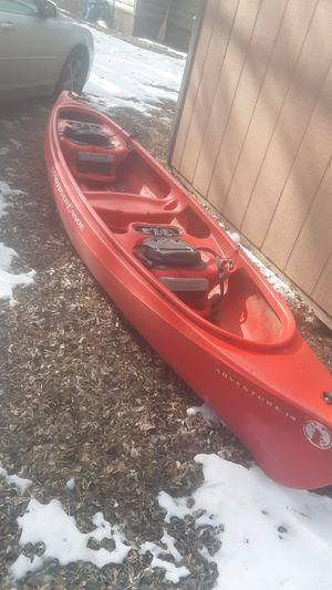 14 ft mad river canoe for Sale in Ankeny, IA