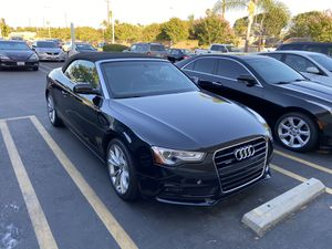 2014 Audi A5 convertible for Sale in Westminster, CA