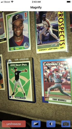 Selling my 42,000 card collection 1970-2004 cards for Sale in Evansville, IN