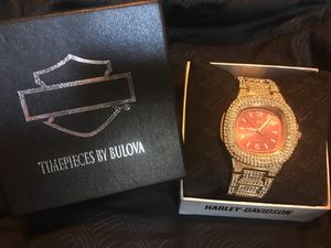 Gold plated female watch for Sale in New Orleans, LA