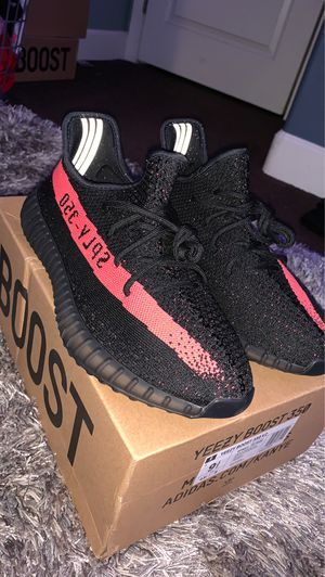 Core red black Yeezy 350 V2 for Sale in Redlands, CA