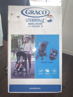 Graco. Car seat and stroller ,never used for Sale in Irwindale, CA