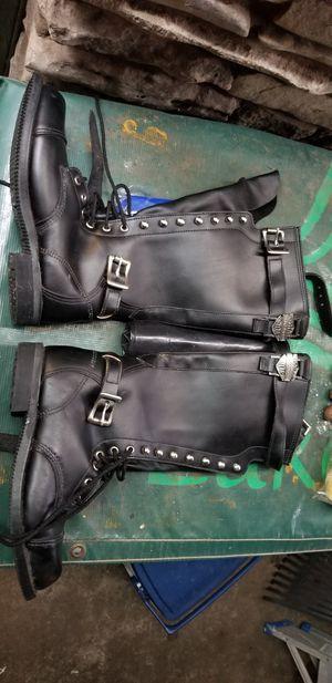 harley davison women boots for Sale in Austin, TX