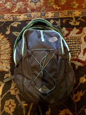 Gray Northface Backpack for Sale in Roselle, IL