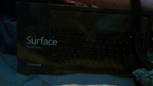 Microsoft surface power cover keyboard for Sale in Mableton, GA