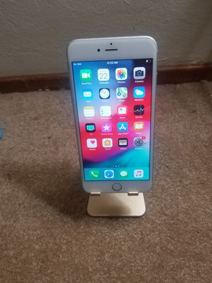 iPhone 6 plus factory unlocked for Sale in Concord, CA
