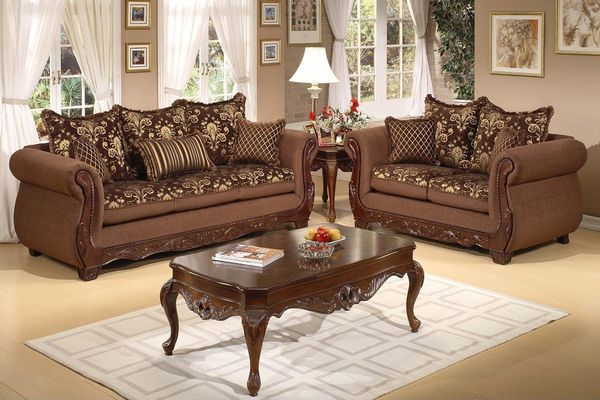 Lotus sofa set - Any color