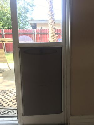 Large Doggy door for Sale in Irwindale, CA