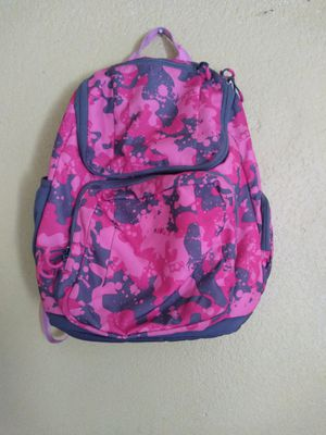 Pink and grey backpack for Sale in Indiantown, FL